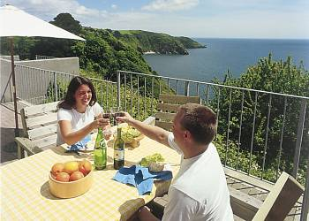 Cove Caravan, Dartmouth, Devon