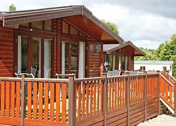 Enjoy a family short break at Lomond Woods Holiday Park