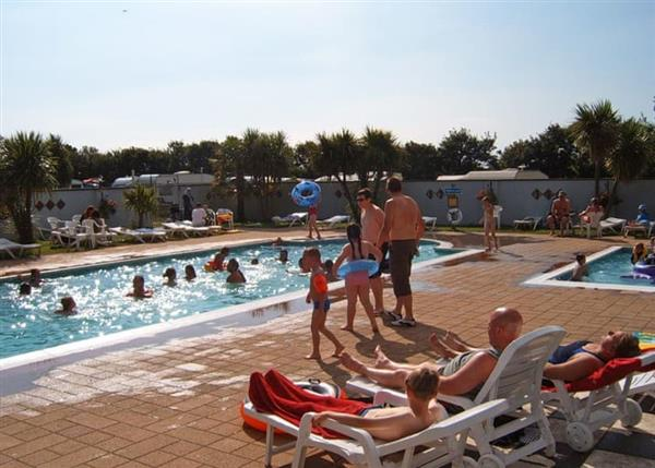 Lodge breaks at Monkey Tree Holiday Park