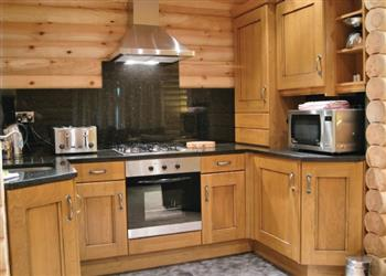 Bolam Lodge, Near Morpeth, Northumberland with hot tub