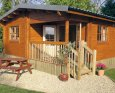 Enjoy a family short break at Oat Hill Lodge; Crewkerne