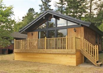 Self catering heaven at Otterburn Hall Estate Lodges