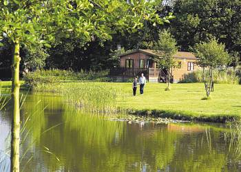 Explore the countryside at Paradise Lakeside Lodges