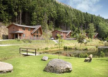 Enjoy your Hot Tub at Penvale Lake Lodges