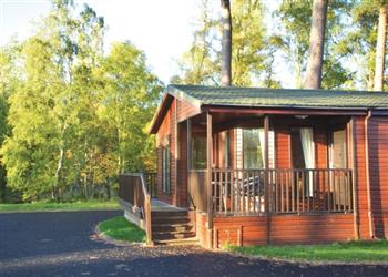 Enjoy your time in a Hot Tub at Royal Deeside Woodland Lodges