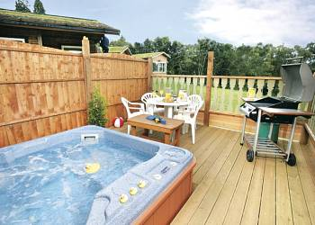 Rudyard Lake Lodges, Leek