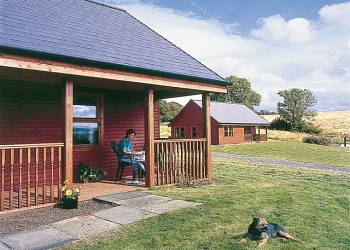 Fantastic lodges at Springwater Lodges