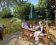 Upton Lakes Lodges in Cullompton - Devon