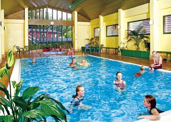 Lodge breaks at Watermouth Lodges