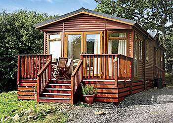 Self catering heaven at West Loch Park