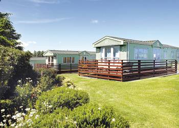 Have a great lodge holiday at Whitecairn Holiday Park