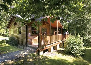 Enjoy a family short break at Woodland Lodges