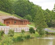 Kingsford Farm Lodges in Longdown, Exeter