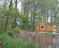 Peckmoor Farm Lodges in Crewkerne, Dorset