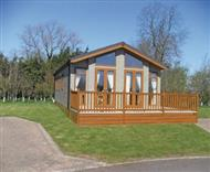 Ranksborough Hall Lodges in Oakham, Leicestershire