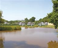Wigmore Lakes Lodges in Wattleborough, Shrewsbury