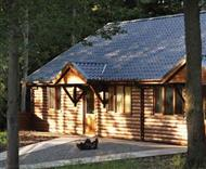 Woodland Park Lodges in Ellesmere
