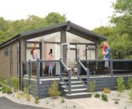 Woodside Beach Lodges in Ryde, Isle of Wight